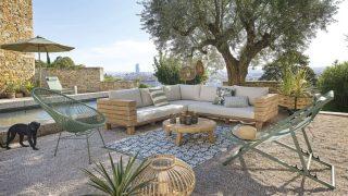 Maisons Du Monde: Piezas de menos de 40 euros que decorarán tu terraza o jardín con estilo