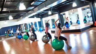¿Sabes entrenar gracias a una pelota de ejercicio?