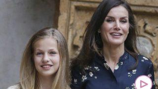 La Reina Letizia y su hija, la princesa de Asturias / Gtres
