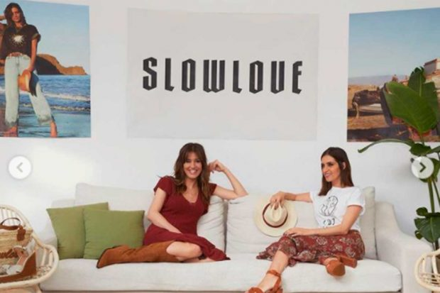 Sara Carbonero e Isabel Jiménez, en una promoción de su marca de ropa / Instagram