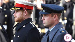 El duque de Cambridge y el príncipe Harry en una imagen de archivo / Gtres