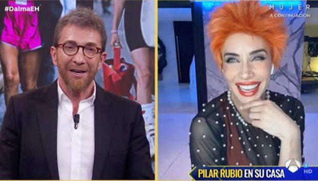 Pilar Rubio, Pablo Motos