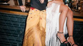 La falda Mantón de Manila / Cortesía