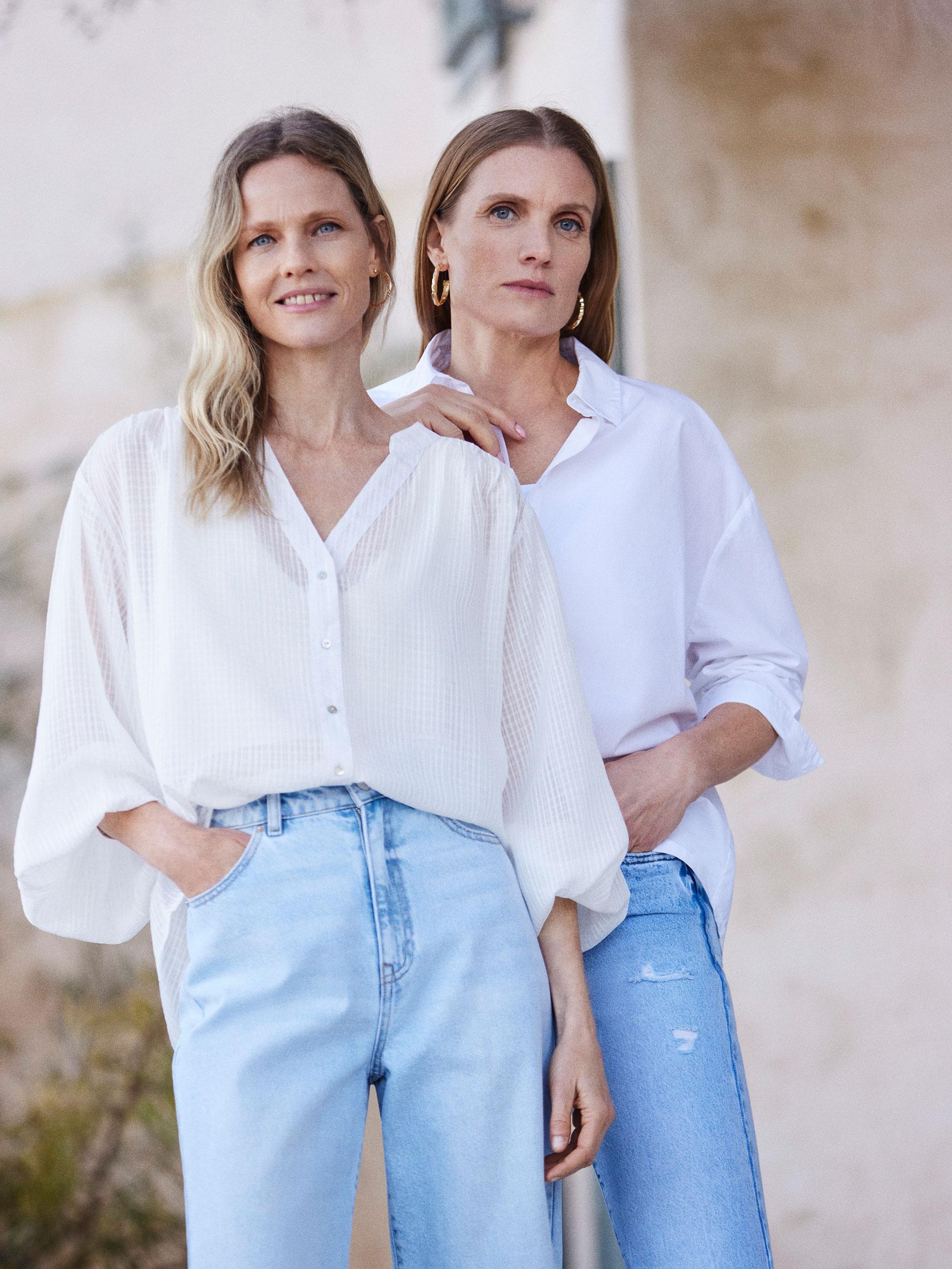 Lefties viste con estilo a una mujer de cualquier edad en su nueva colección