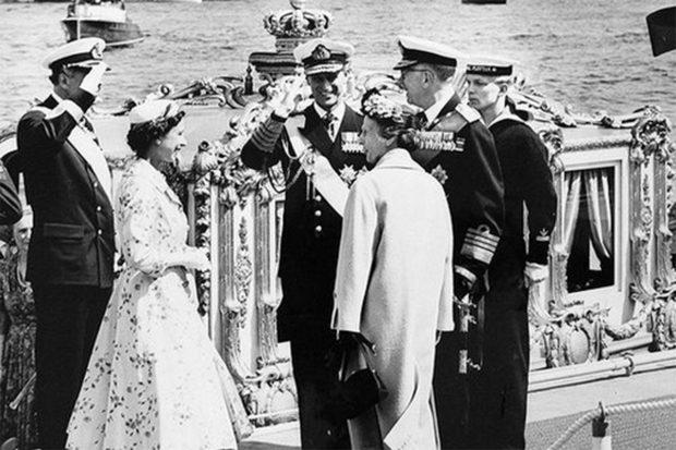 Hoy se celebrará el entierro del duque de Edimburgo./Instargam @kungahuset