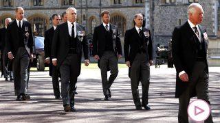 Funeral por el Duque de Edimburgo / Gtres