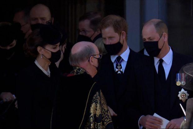 Los Cambridge y Harry