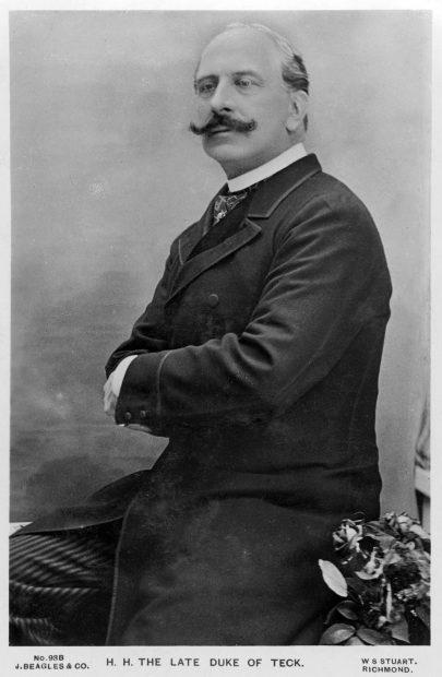 Francisco, duque de Teck