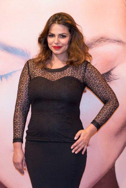 Marisa Jara, en una imagen de Instagram