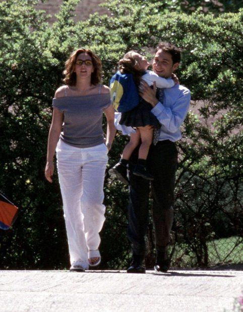Rocío Carrasco y Antonio David, con su hija Rocío Flores / Gtres