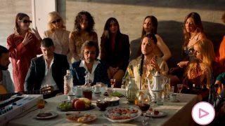 C. Tangana, la familia Carmona, Kiko Veneno y más músicos en el Tiny Desk de C. Tangana / YouTube