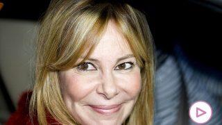 Ana Obregón en una imagen de archivo / Gtres