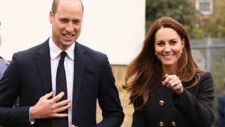 Guillermo de Inglaterra y Kate Middleton / Gtres
