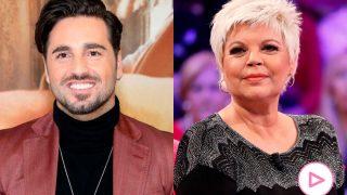 David Bustamante y Terelu Campos, últimos concursantes confirmados de 'MasterChef Celebrity6'/Gtres