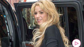 Shakira en una imagen de archivo/Gtres