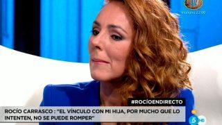Rocío Carrasco habló sobre su hija y el motivo por el que no le coge el teléfono / Telecinco