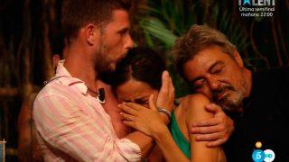 'Supervivientes': la noche ha estado cargada de emociones / Telecinco