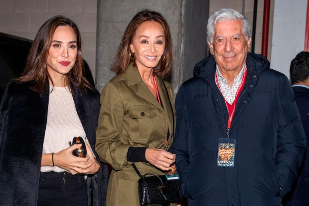Mario Vargas Llosa, Tamara Falcó