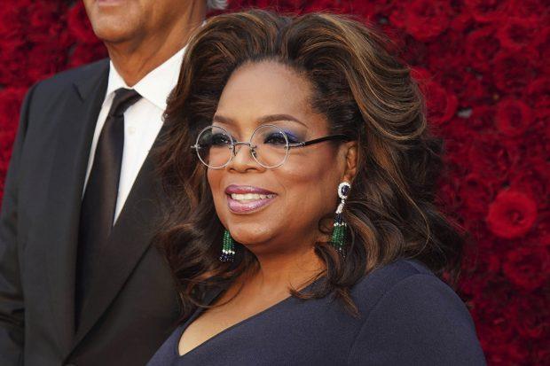 Oprah Winfrey en una imagen de archivo./Gtres