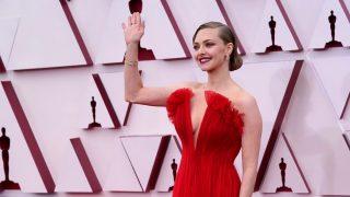 Amanda Seyfried, una de las más guapas de los Oscar 2021 / Gtres