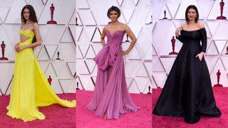 La alfombra roja de los premios Oscar, con tanto glamour como siempre / Gtres