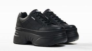 Las zapatillas con plataforma que llevabas en los 90 vuelven a Bershka y están rebajadas