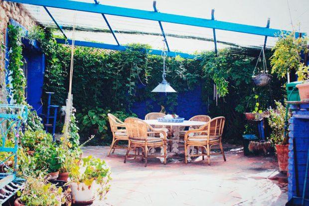 Patio Interior de La Casa Azul / Tripadvisor