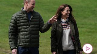 Kate Middleton y Guillermo / Gtres