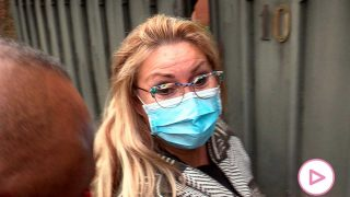 Raquel Mosquera sale de su escondite / Gtres