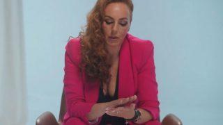 Rocío Carrasco durante el último episodio / Telecinco