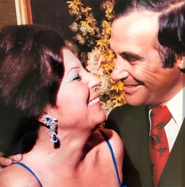 Su historia de amor ha durado 70 años/@ana_obregon_oficial