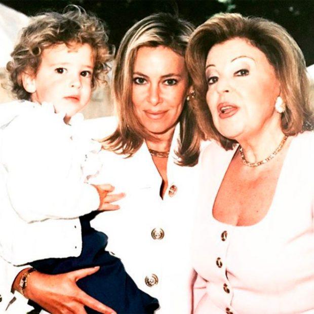 Para ella era su mejor amiga y, junto a su hijo, una de las personas más importantes de su vida./@ana_obregon_oficial