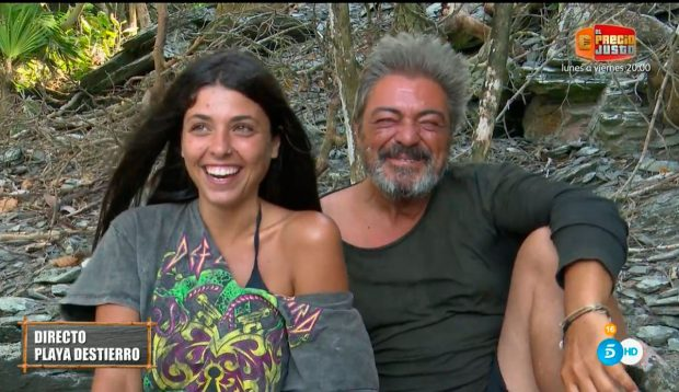 Supervivientes, Lola, Antonio