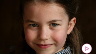 La princesa Charlotte de Cambridge / Gtres