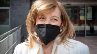 María Teresa Campos ya está protegida frente al coronavirus / Gtres