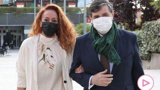 Rocío Carrasco reaparece en los Juzgados tras la demanda de Antonio David Flores/Gtres
