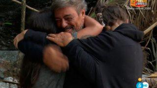 Antonio Canales, primer expulsado de 'Supervivientes 2021' / Telecinco
