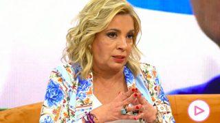 Carmen Borrego/Telecinco