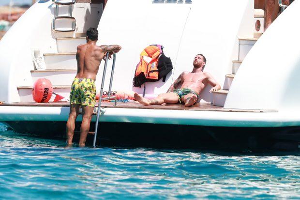 Leo Messi en una imagen de archivo./Gtres