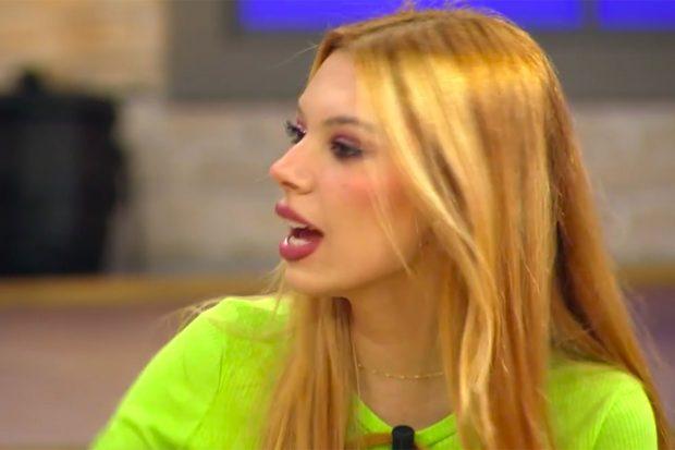 La hija de Terelu Campo rompe una lanza en favor de Fidel Albiac./Telecinco
