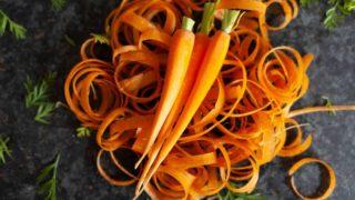 Cómo hacer las mejores mascarillas para el pelo con zanahorias