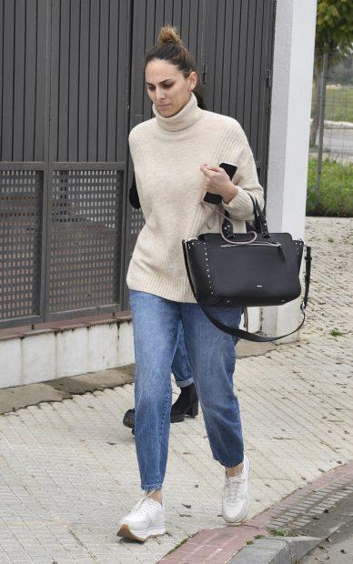 Irene Rosales se ha sometido a una operación de pecho el pasado 26 de abril/.Gtres