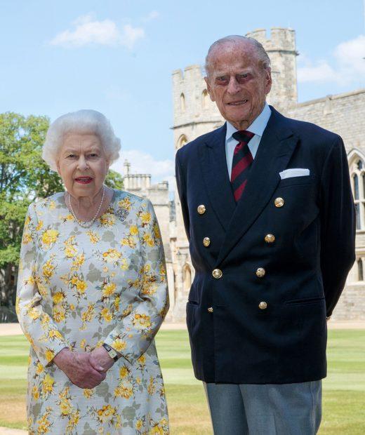 La reina Isabel II y el duque de Edimburgo/Gtres