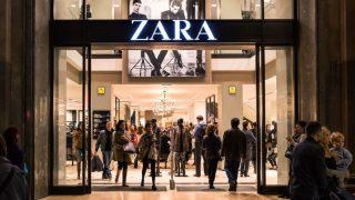 Zara clona el bolso viral de Balenciaga de 1.000 euros