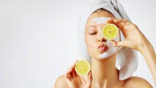 Descubre cómo hace un exfoliante de limón para pieles grasas
