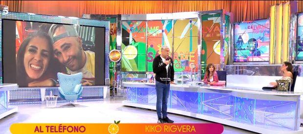 Kiko Rivera, Anabel Pantoja, Jorge Javier Vázquez