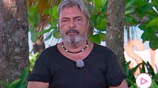 Antonio Canales, primer expulsado de 'Supervivientes 2021'/Telecinco