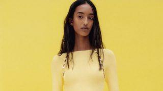 ¿Te atreverías a llevar la falda de lino más sexy de Zara?