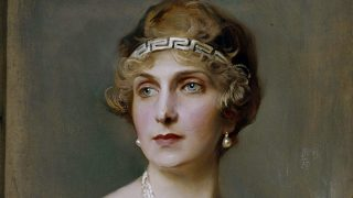 La reina Victoria Eugenia en una imagen de archivo / Gtres