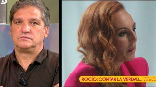 Gustavo González ha pedido perdón a Rocío Carrasco / Telecinco